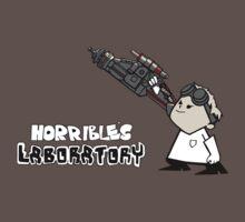 Horrible's Laboratory One Piece - Short Sleeve