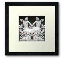 Trojan Priest Laocoon Framed Print