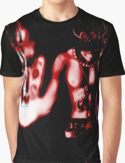 Fire Fist Graphic T-Shirt