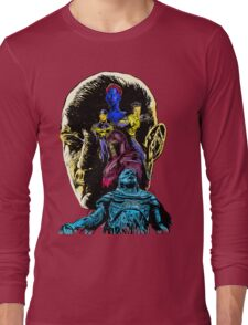 At War With A God: Apocalypse Long Sleeve T-Shirt