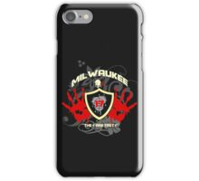 Milwaukee Most Wanted  iPhone Case/Skin