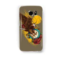 Time Flies Samsung Galaxy Case/Skin