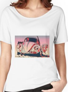 Retro bug Women's Relaxed Fit T-Shirt