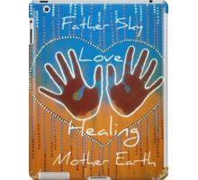Love & Healing iPad Case/Skin