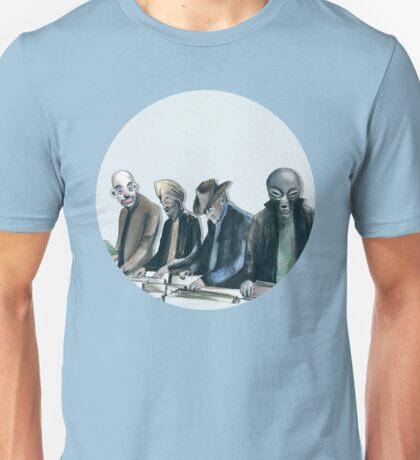 Vinyl Resurgence Unisex T-Shirt