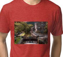 Rochdale Canal Tri-blend T-Shirt
