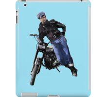 MARLON BRANDO WILD ONE iPad Case/Skin