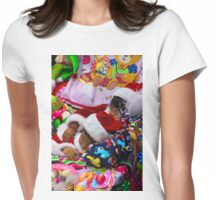 Cuenca Kids 728 Womens Fitted T-Shirt