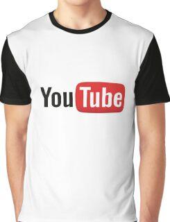 YouTube Graphic T-Shirt