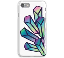 CRYSTAL DIAMOND composition iPhone Case/Skin