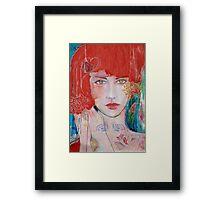 Redd  Framed Print