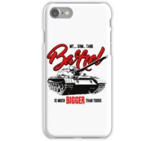 World of Tanks inspired work iPhone Case/Skin