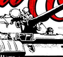 World of Tanks inspired work Sticker