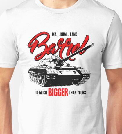 World of Tanks inspired work Unisex T-Shirt