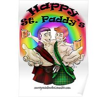 Happy St. Paddy's Poster