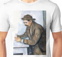 1892 - Paul Cezanne - The Cardplayer Unisex T-Shirt