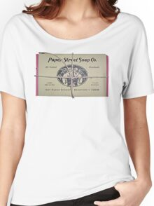 Paper street soap C.O. / Fight Club Women's Relaxed Fit T-Shirt