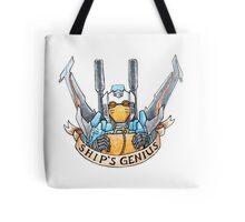 Ship's Genius Tote Bag