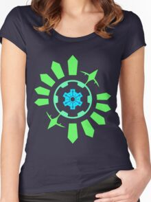 Time Gear Women's Fitted Scoop T-Shirt
