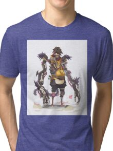 Fury Beats - Igor Tri-blend T-Shirt