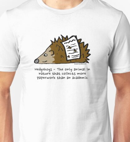 Hedgehog academic T-Shirt