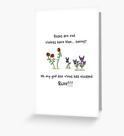 Valentines card Greeting Card