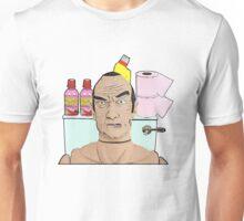Toilet Humour! Unisex T-Shirt