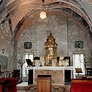 Chapel of Chateau de Chimay by Gilberte