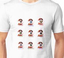 Guild Wars 2 - Classes Unisex T-Shirt