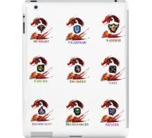 Guild Wars 2 - Classes iPad Case/Skin