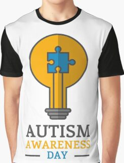Autism awareness day Graphic T-Shirt