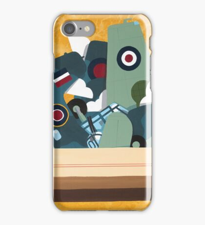 Avanger: Chris Versteeg iPhone Case/Skin