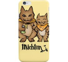 Michtim: Hamster-Like Heroes Hoodie iPhone Case/Skin