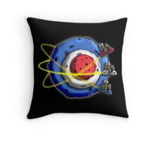 A Space Modyssey: May The Faith Be With You Throw Pillow