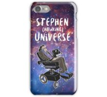 Stephen (Hawking) Universe iPhone Case/Skin