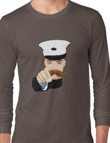 Your Country Needs You! Long Sleeve T-Shirt