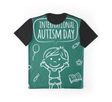 International Autism day Graphic T-Shirt