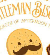 The League of Extraordinary Gentleman Biscuits Sticker