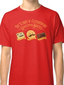 The League of Extraordinary Gentleman Biscuits Classic T-Shirt