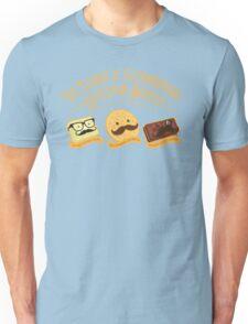 The League of Extraordinary Gentleman Biscuits Unisex T-Shirt
