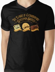 The League of Extraordinary Gentleman Biscuits T-Shirt