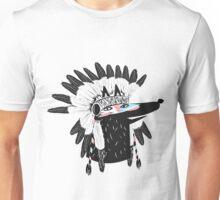 Apache Wolf Unisex T-Shirt