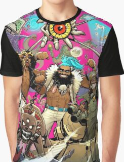 flatbush zombies 2016 Graphic T-Shirt