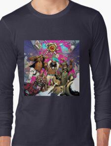 flatbush zombies 2016 Long Sleeve T-Shirt