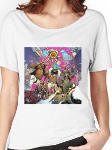 flatbush zombies 2016 Women's Relaxed Fit T-Shirt