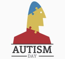 Autism day Kids Tee