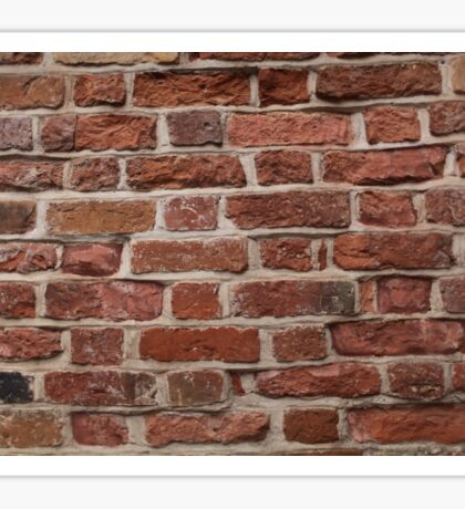 Bricks wall Sticker