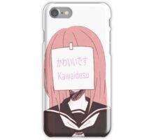 KawaiiDesu iPhone Case/Skin