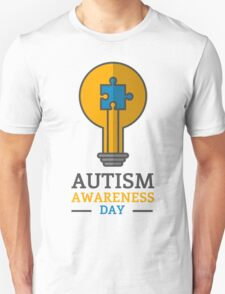 Autism awareness day T-Shirt