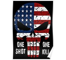 One Shot One Kill Poster